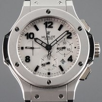 Hublot Platinum Automatic Silver Arabic numerals 44mm new Big Bang 44 mm