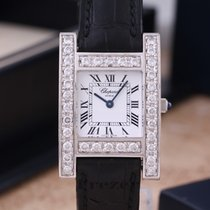 Chopard Your Hour White gold 24mm White Roman numerals