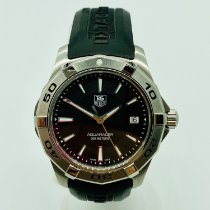 TAG Heuer Aquaracer 300M Steel Black United States of America, New York, NEW YORK