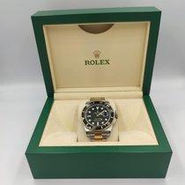 Rolex GMT-Master II Oro amarillo 40mm Negro Sin cifras México, Los Mochis