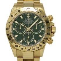 Rolex Daytona 116528 Bon Or jaune 40mm Remontage automatique