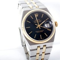 Rolex Datejust Oysterquartz pre-owned Gold/Steel