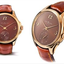 Rolf Lang Rose gold 41/42mm Manual winding C.RG.ZE-braun new