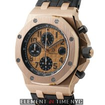 Audemars Piguet Royal Oak Offshore Chronograph 42mm 18k Rose...