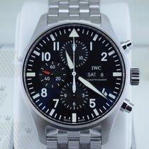 IWC IW377710   Pilot Black Dial Automatic Men's Chronograph