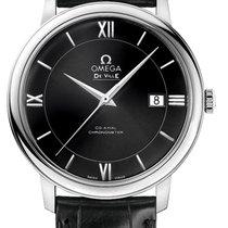 Omega De Ville Prestige Acier 39.5mm Noir