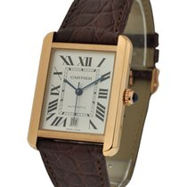Cartier W5200026 Tank Solo Extra Large - Automatic - Rose Gold...