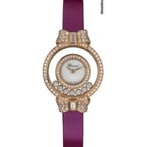 Chopard - HAPPY DIAMONDS ROSE GOLD Ref. 205020-5201