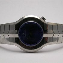 TAG Heuer Alter Ego Stainless Steel Ladies Watch Blue Dial...
