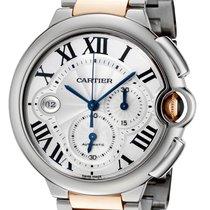 Cartier Ballon Bleu 44mm Stahl 44mm Silber Deutschland, Wiesbaden