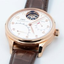 IWC Portuguese Tourbillon Rose gold 44.2mm United States of America, Texas, Houston