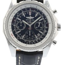Breitling Bentley A25362 Watch with Leather Bracelet and...
