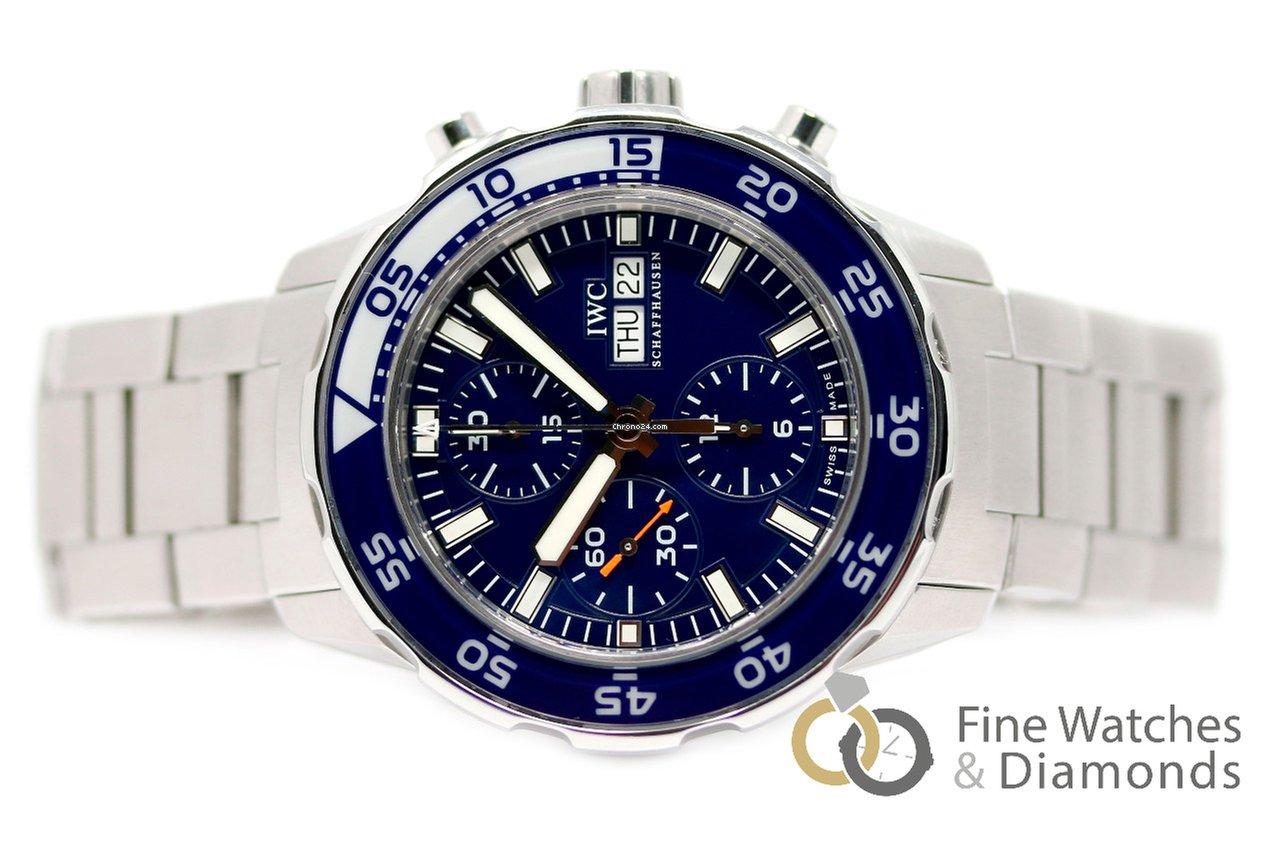 42336ba745b4 IWC Aquatimer - Precios de IWC Aquatimer en Chrono24