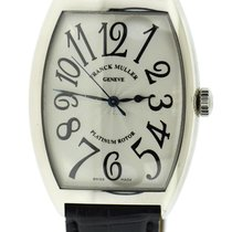 Franck Muller Steel 34mm Automatic 6850 Sc pre-owned United States of America, New York, New York