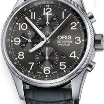Oris Big Crown ProPilot Chronograph Steel Grey United States of America, New York, Brooklyn