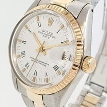 Rolex Oyster Perpetual Date usados 34mm Acero y oro
