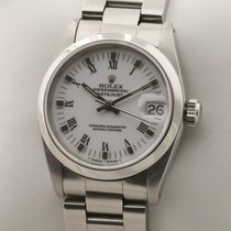 Rolex Datejust Medium Mid Size 31mm Automatic Damenuhr
