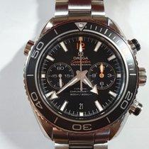 Omega Seamaster Planet Ocean Chronograph Ocel 45.5mm Černá Česko, Brno