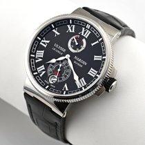 Ulysse Nardin Marine Chronometer Manufacture Steel