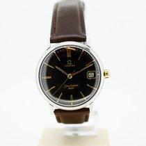 Omega Seamaster 600 Handaufzug Black Dial Cal. 610 Anno 1964