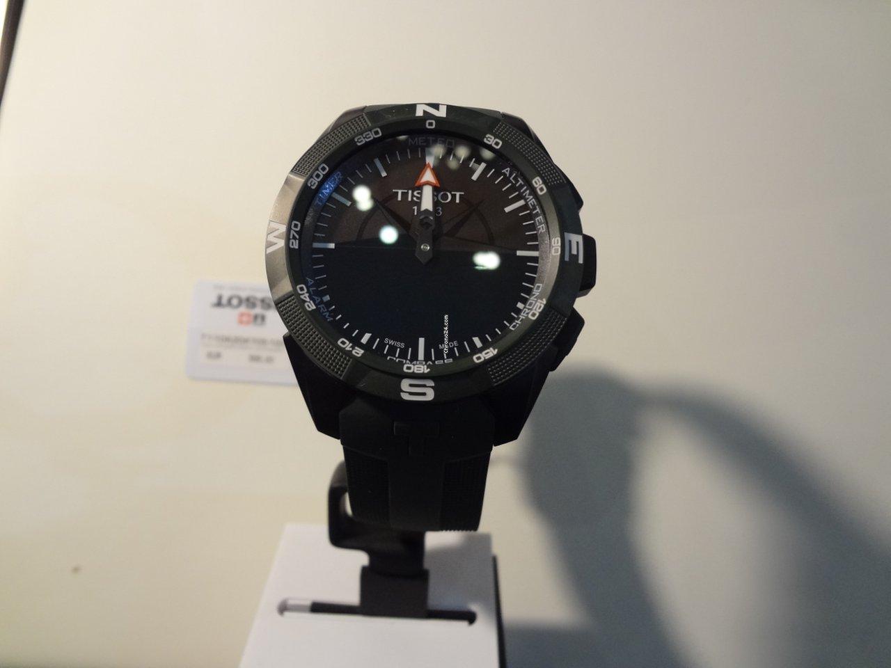c878acb52395 Relojes Tissot Titanio - Precios de todos los relojes Tissot Titanio en  Chrono24