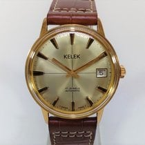 Kelek Steel 34mm Automatic 3415 pre-owned