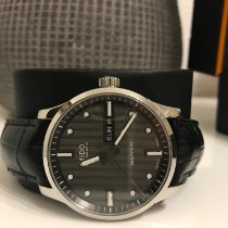 Mido Steel M005430A pre-owned