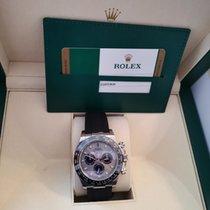 Rolex Daytona nieuw Witgoud