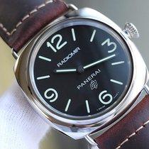 파네라이 스틸 수동감기 PAM00753 중고시계