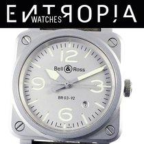 Bell & Ross Stal 42mm Automatyczny BR03-92 używany