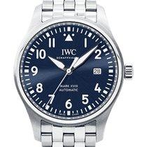 IWC Pilot Mark Steel 40mm Blue