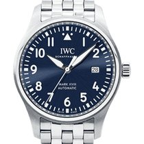 IWC IW327014 Steel 2018 Pilot Mark 40mm pre-owned