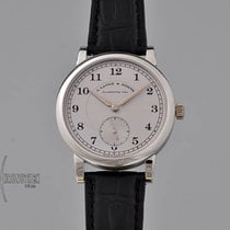 A. Lange & Söhne pre-owned Manual winding 40mm Silver