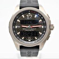 Breitling EB552022/BF47 Titanium Bentley Supersports 46mm new