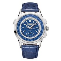 Patek Philippe World Time Chronograph new 2020 Automatic Watch with original box and original papers 5930G-010