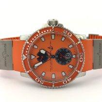 Ulysse Nardin Maxi Marine Diver 263-33-3/97 pre-owned