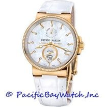 Ulysse Nardin Marine Chronometer 41mm 266-66B/991 new
