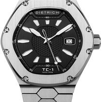 Dietrich Steel 43,8mm Automatic TC-1 new