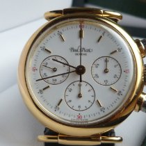 Paul Picot Or/Acier 34mm Remontage manuel 5103-8000 occasion
