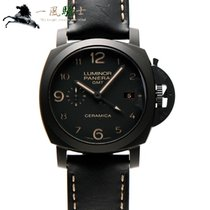 Panerai Luminor 1950 3 Days GMT Automatic 44mm Sort