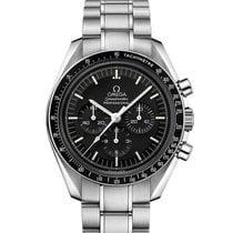Omega Speedmaster Professional Moonwatch nuevo 2019 Cuerda manual Cronógrafo Reloj con estuche y documentos originales 311.30.42.30.01.006