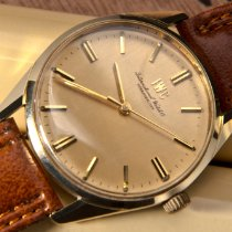 IWC Gold/Steel 35mm Manual winding pre-owned