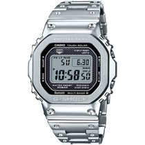 Casio Zeljezo Kvarc Crn 49,3mm nov G-Shock