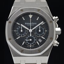 Audemars Piguet Royal Oak Chronograph Acero Negro