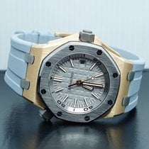Audemars Piguet Royal Oak Offshore Diver 15711OI.OO.A006CA.01 2019 nov