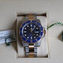 Rolex Submariner Date neu 2017 Automatik Uhr mit Original-Box und Original-Papieren 116613LB