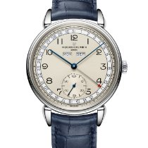 Vacheron Constantin Historiques Steel 40mm Silver United States of America, Iowa, Des Moines