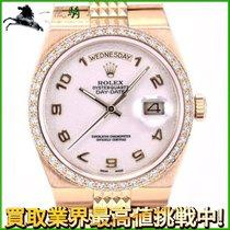 Rolex Day-Date Oysterquartz Gelbgold 36mm