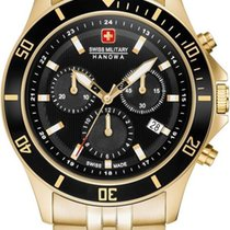 Swiss Military Hanowa Flagship 06-5331.02.007 new