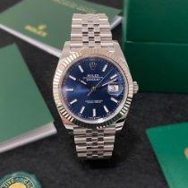 Rolex Datejust neu 2019 Automatik Uhr mit Original-Box und Original-Papieren 126334